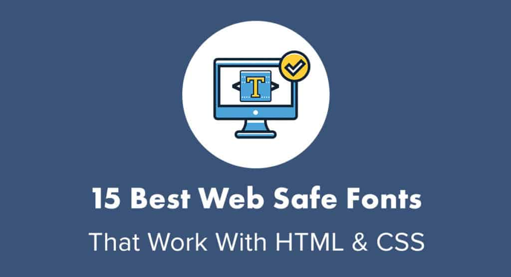Best Web Safe Fonts