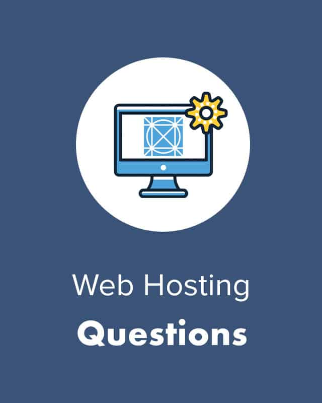 Common Web Hosting Questions
