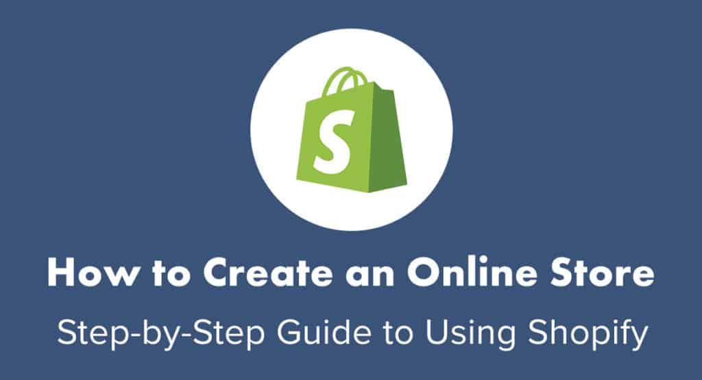 How to use Shopify