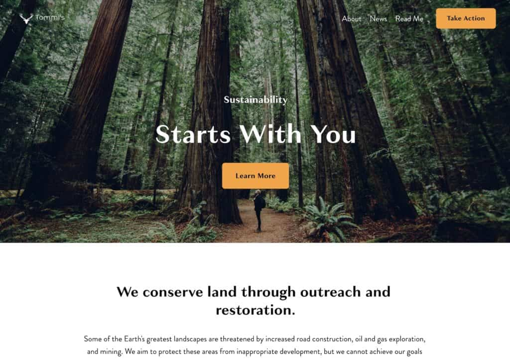 How to use Squarespace: customize your homepage